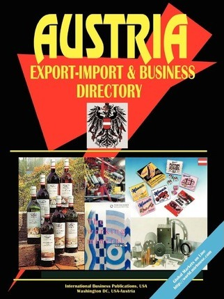 Austria Export-Import and Business Directory