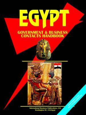 Egypt Government and Business Contacts Handbook