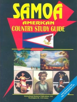 Samoa (American) a Country Study Guide