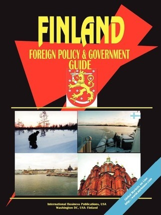 Finland Foreign Policy and Government Guide