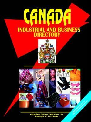 Canada Industrial and Business Directory