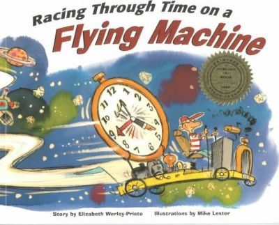 Racing Through Time on a Flying Machine
