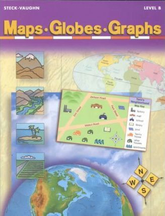 Steck-Vaughn Maps/Globes/Graphs