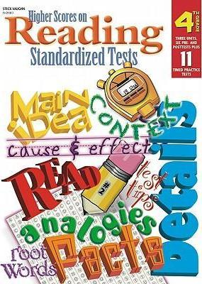 Steck Vaughn Higher Scores on Reading Standardized Tests