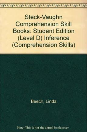 Steck-Vaughn Comprehension Skill Books