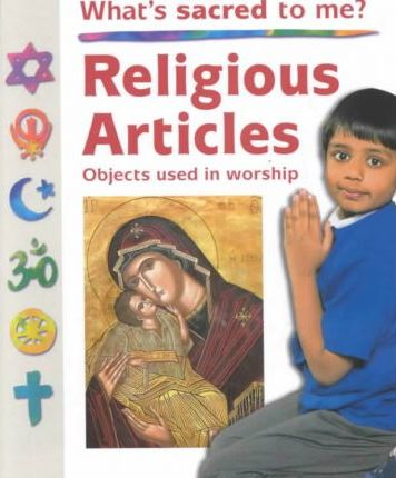 Religious Articles Sb-Whats Sacred to Me