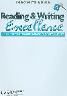 Reading & Writing Excellence, Level A