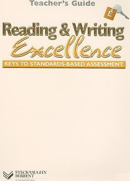 Reading & Writing Excellence, Level E
