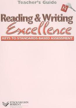 Reading & Writing Excellence, Level H