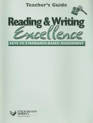 Reading & Writing Excellence, HS