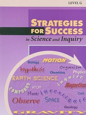 Strategies for Success in Science and Inquiry, Level G