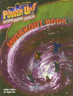 Power Up! Building Reading Strength Workout Book, Level 4