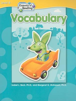 Elements of Reading: Vocabulary, Level B