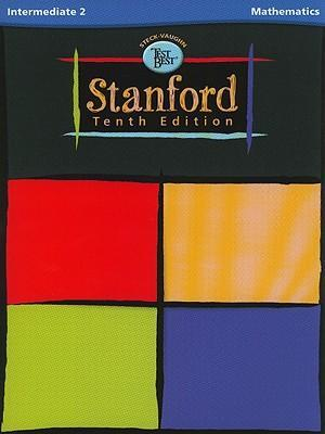 Stanford Intermediate 2 Mathematics