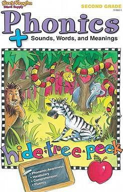 Phonics Plus Sounds, Words, and Meanings