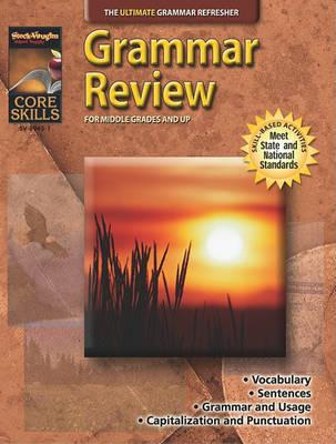 Core Skills Grammar Review