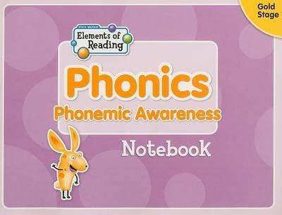 Phonics Notebook, Gold Stage