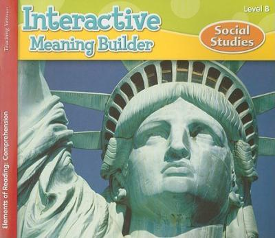 Interactive Meaning Builder