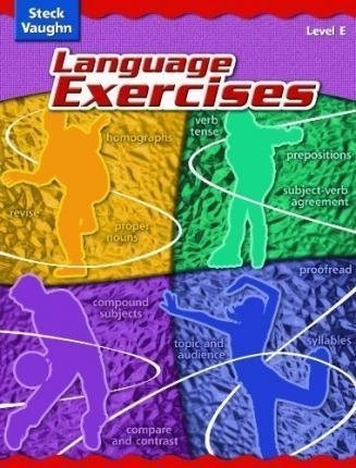 Steck-Vaughn Language Exercises