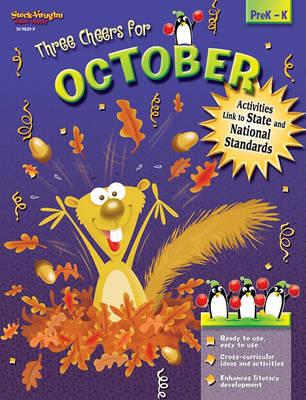 Three Cheers for October