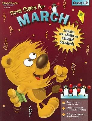 Three Cheers for March