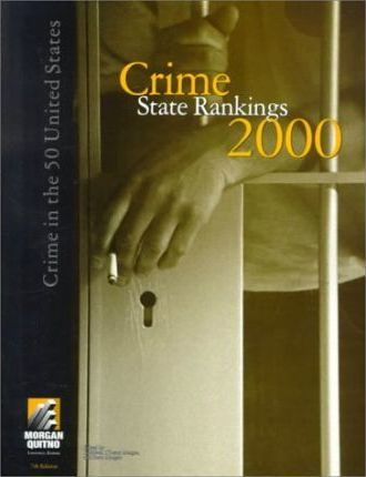 Crime State Rankings 2000