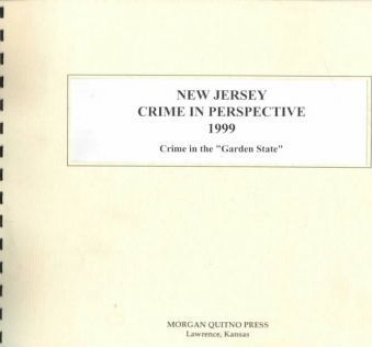 New Jersey Crime in Perspective 1999
