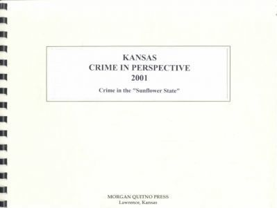 Kansas Crime in Perspective