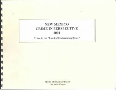 New Mexico Crime in Perspective