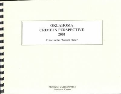 Oklahoma Crime in Perspective