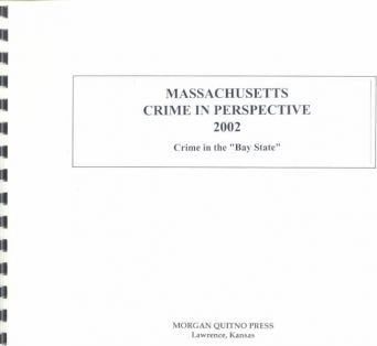 Massachusetts Crime in Perspective