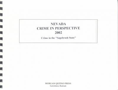 Nevada Crime in Perspective