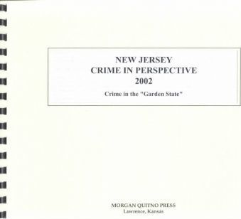 New Jersey Crime in Perspective