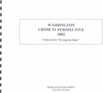Washington Crime in Perspective
