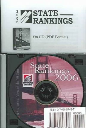 State Rankings CD-ROM PDF Only