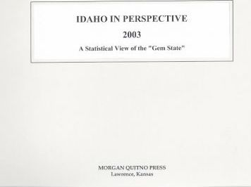 Idaho in Perspective 2003