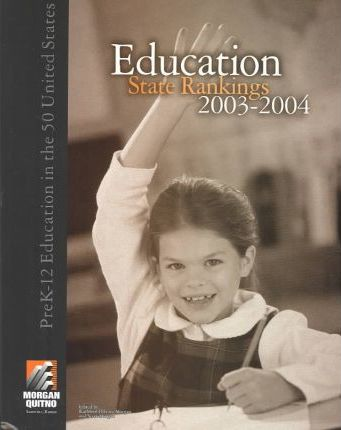 Education State Rankings with Data CD