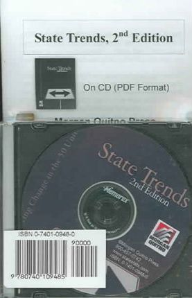 State Trends, CD PDF Only