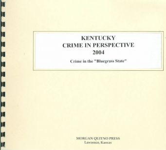 Kentucky Crime in Perspective