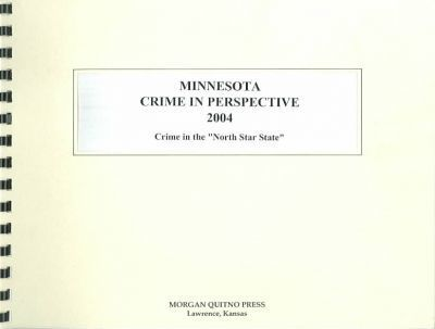 Minnesota Crime in Perspective