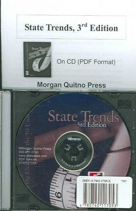 State Trends, CD-ROM PDF Only