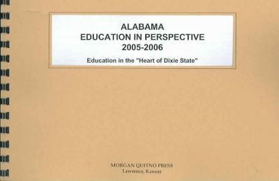 Alabama Education in Perspective