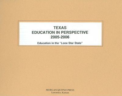 Texas Education in Perspective