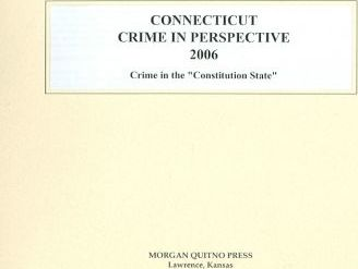 Connecticut Crime in Perspective