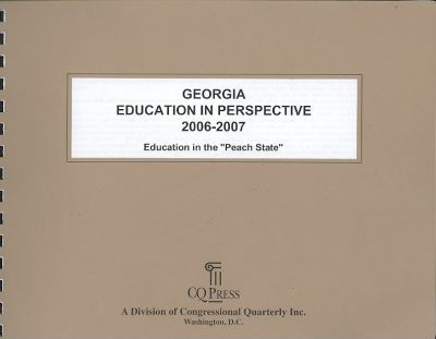 Georgia Education in Perspective 2006-07