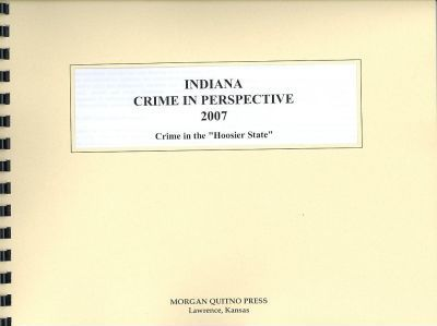 Indiana Crime in Perspective 2007