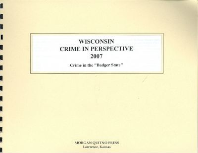 Wisconsin Crime in Perspective