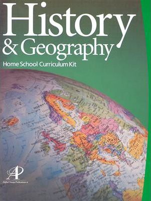 Lifepac History & Geography Grd 8 Set