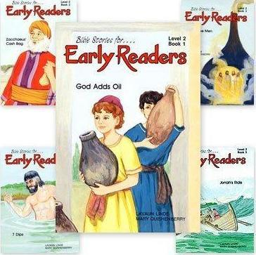 Early Reader Series Level 2 (Lifepac Bible)