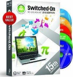 Switched On Schoolhouse 5-Subject Set Grade 5